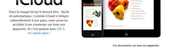 COMPRENDRE iCloud d'APPLE