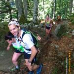 Tour de la Cascade d'Ars 2012