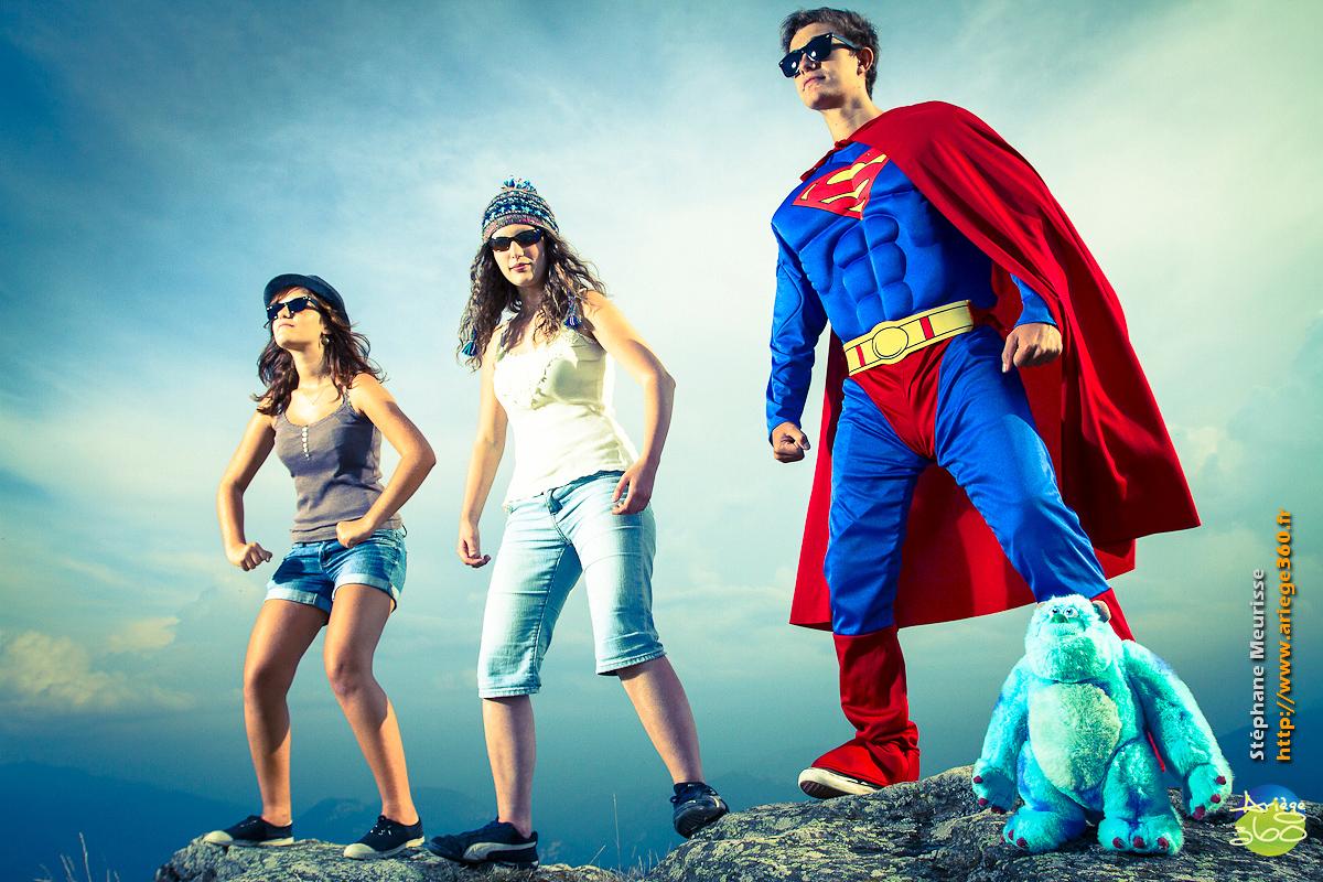 strobist superman