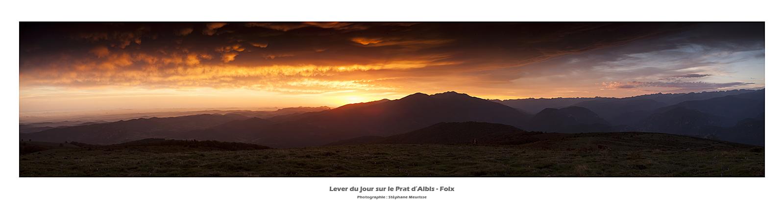 Prat d'Albis - Foix