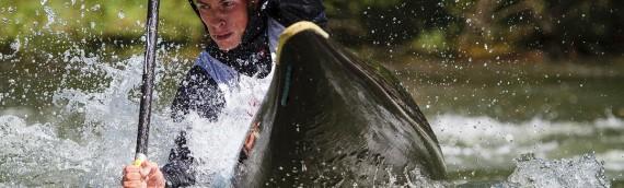 Kayak – Challenge des Pyrénées – côté photographe